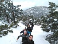 Paseos por Sierra Nevada