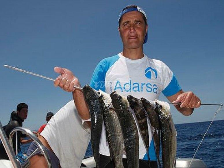 Profesional de la pesca submarina
