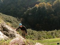 Climbing in Calera