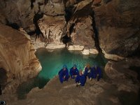 Incredible gours of Coventosa