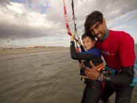 Kitesurf lessons in Ayamonte