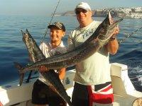 una buena pesca