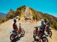 Exceptional routes to practice enduro