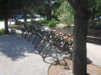 Parking de bicicletas