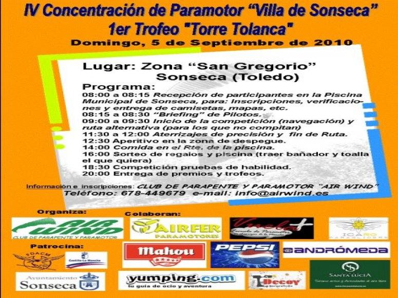 Programa de la competición