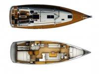 planos de la cubierta de un barco