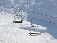 Telesillas estacion esqui