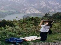 paesaggio escursionistico