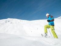 Rutas sobre raquetas de nieve
