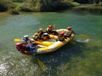 Avanzando con el raft