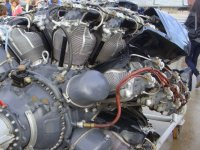 motor avion