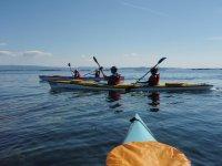 clases de kayaks