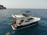 Navega por la costa canaria