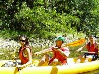 Divertiti in kayak