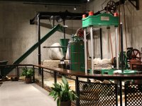 Maquinaria moderna de produccion