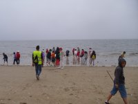 diversion en la playa