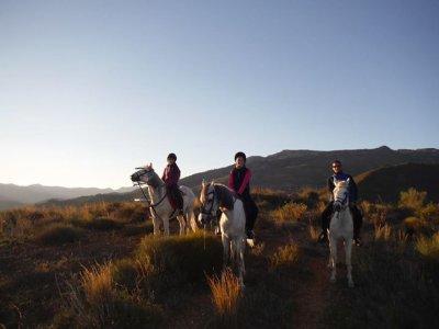 Entre Montañas Rutas a Caballo