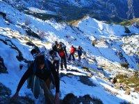 Senderismo por los montes