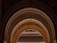 Puerta en La Alhambra