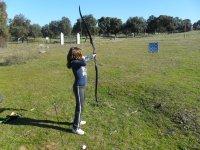 clases infantiles de tiro con arco