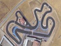 Foto aerea del circuito
