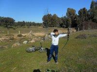 iniciacion al tiro con arco