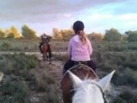 Una experiencia maravillosa a caballo