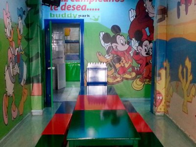 Buddy Park Ocio y Diversión Parques Infantiles