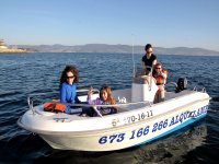 Alquiler de embarcación en Pontevedra