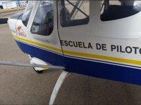 Aeronave de la escuela