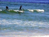 Paddle surf en La Rijana