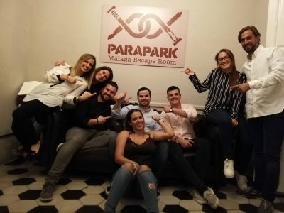 Parapark Málaga Team Building