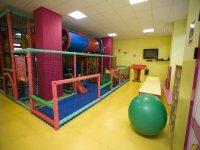 Slides and ball park