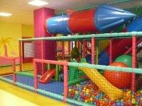 Slides and balls