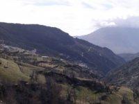 Vistas de la Alpujarra