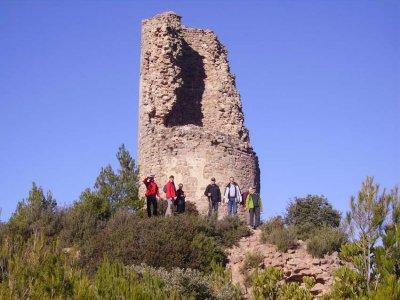 Walking through natural spaces, Catalunya