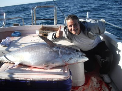 Mediterranean Charter Portginesta Pesca