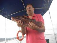 Captura de pesca