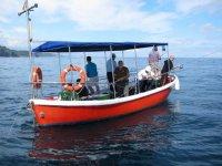 Sail to fish