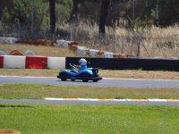 Modelo de karting infantil