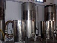 Proceso de fermentación del vino