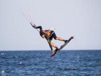 完善风筝冲浪卡内拉岛卡内拉岛风筝冲浪课程