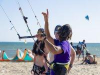 Kitesurf Course Isla Canela
