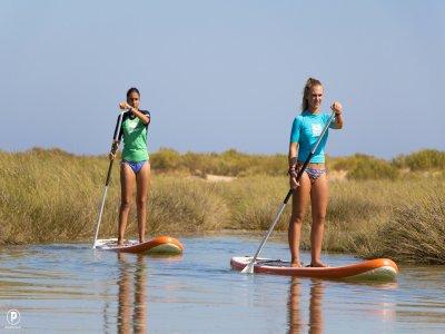 Isla Canela Kite El Paradise Paddle Surf