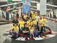Grupo fkg en Formula Karting