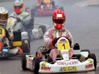 Carrera de F1 Kart