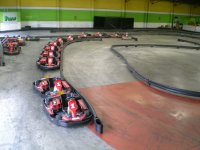 Have fun in our karting