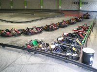Our karts always ready