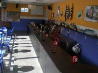 Karting cafeteria