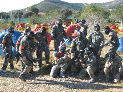 Paintball Castellón